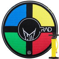 HO RAD Inflatable Disc, 3' Diameter