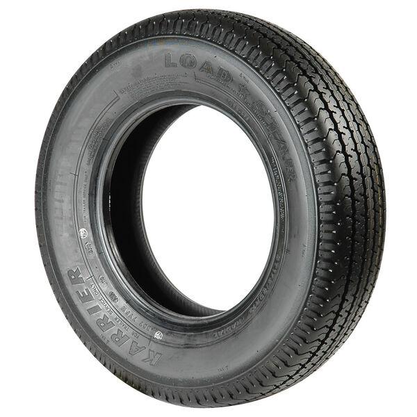 Kenda Loadstar Karrier Radial Trailer Tire Only, ST175/80R13