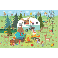 Decofoam Forest Friends Reversible Placemat