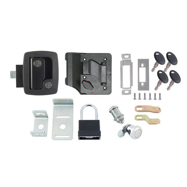 Bauer Premium Keyed-Alike RV Door Lock Kit