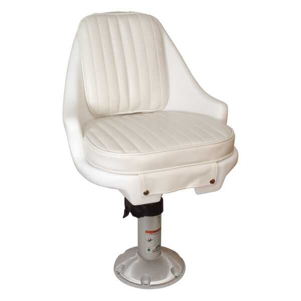 Springfield Newport Economy Chair Package, White
