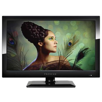 "ProScan 19"" HD LED TV"