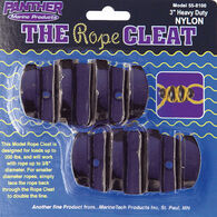 "Panther 3"" Nylon Rope Cleats, 2-pack"