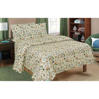Lexington Printed Sheet Set, Bunk Bed