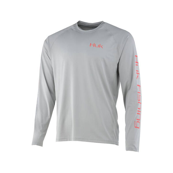 Huk American Pitch Pursuit Long Sleeve Shirt