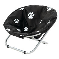 Etna Round Folding Chair Dog Bed