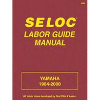 Sierra Seloc Labor Manual For Yamaha Engine, Sierra Part #18-04550
