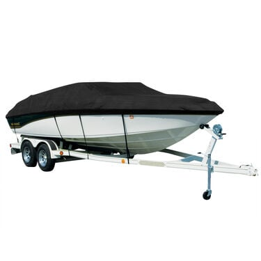 Exact Fit Covermate Sharkskin Boat Cover For SEASWIRL 1851 CC