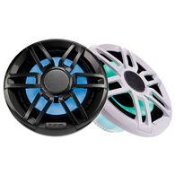 """FUSION XS-FL77SPGW XS Series 7.7"""" 240 Watt Sports Marine Speakers - Grey & White Grill Options"""