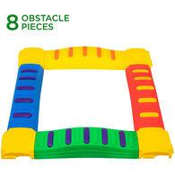 Sunny & Fun Balance Beam Obstacle Course 8 Piece Set