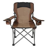 Adjustable Lumbar Chair, Brown