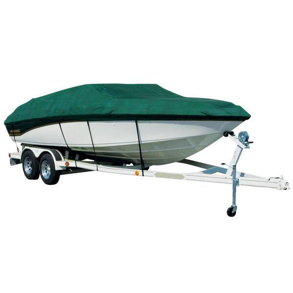 Sharkskin Boat Cover For Cobalt 246 Bowrider W/Factory Installed Bimini