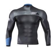 HO Syndicate Dry-Flex Wetsuit Top - Black - XXS