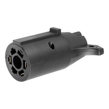 7-Way RV Blade to 4-Way Flat Adapter