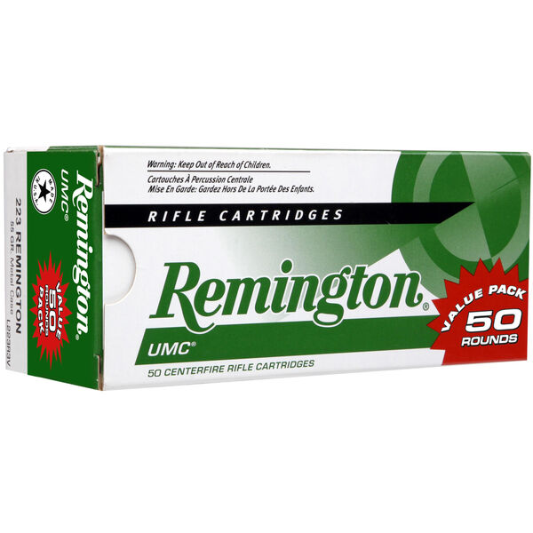 Remington UMC Centerfire Rifle 50-Round Value Pack, .30 Carbine, 110-gr., MC