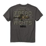 Buck Wear Men's NRA Don't Tread Short-Sleeve Tee