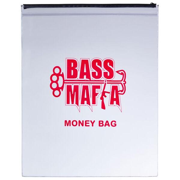 "Bass Mafia Money Bag, 16"" x 26"""