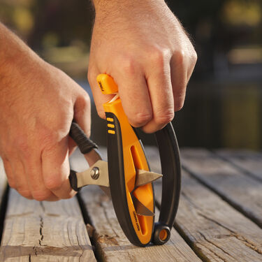 Smith's Jiffy Pro Hand-Held Knife Sharpener