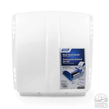 Camco Vent Cover, White