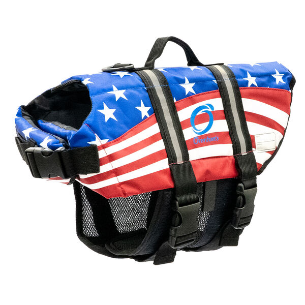 Overton's Patriotic Pet Vest