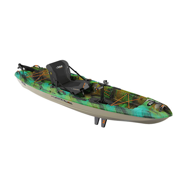 Pelican The Catch 110 HyDryve II Pedal-Drive Fishing Kayak