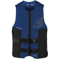 O'Neill Men's Assault Life Jacket, blue