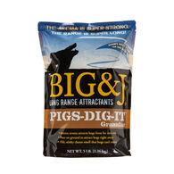 Big & J PIGS-DIG-IT Granular Hog Attractant