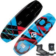 CWB Surge 125 Wakeboard With Optima Bindings