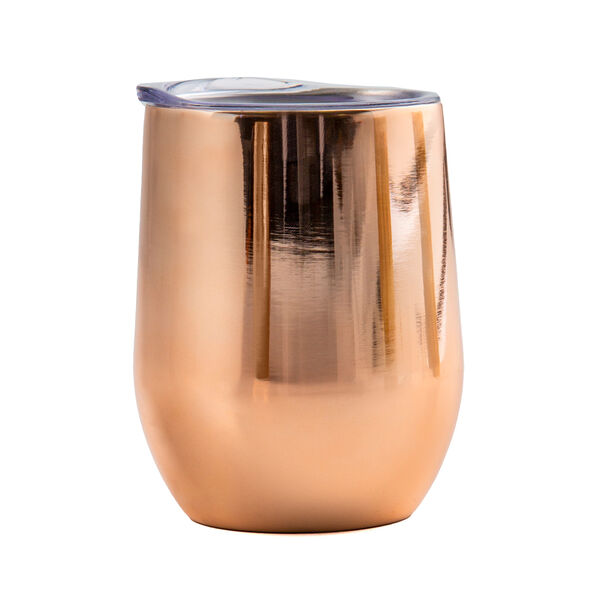 Cambridge 12-oz. Insulated Copper Wine Tumbler
