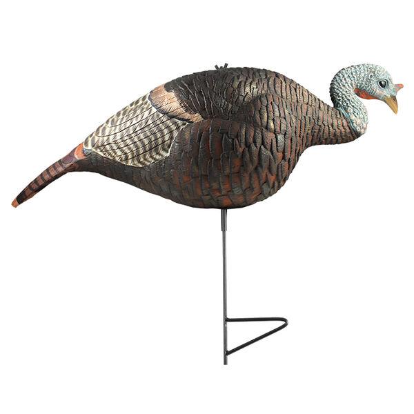 The Grind Relaxed Feeding Hen Turkey Decoy