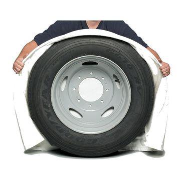 Snap Ring Tire Saver