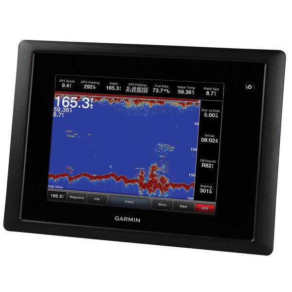 "Garmin GPSMAP 8208 MFD 8"" GPS Chartplotter With GPS Antenna"