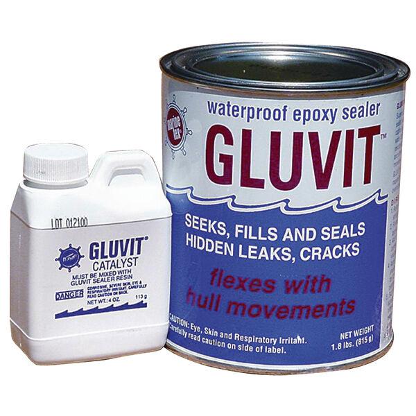 Marine-Tex Gluvit Epoxy Sealer, Quart