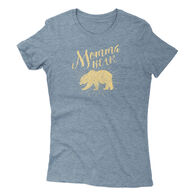 Points North Women's Momma Bear Short-Sleeve Tee