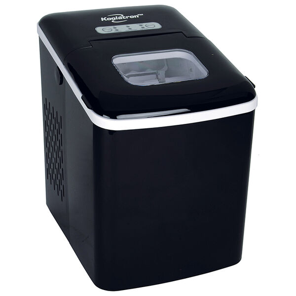 Koolatron KIM26B Compact Countertop Ice Maker