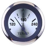 """Sierra Black Premier Pro 2"""" Water Temperature Gauge"""