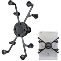"RAM Mount X-Grip Universal Tablet Holder w/1"" Ball"