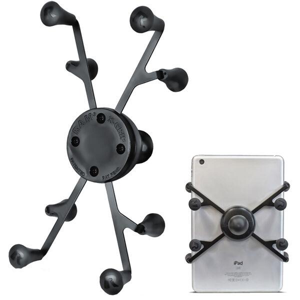 "RAM Mount X-Grip Universal Tablet Holder w/1"" Ball"