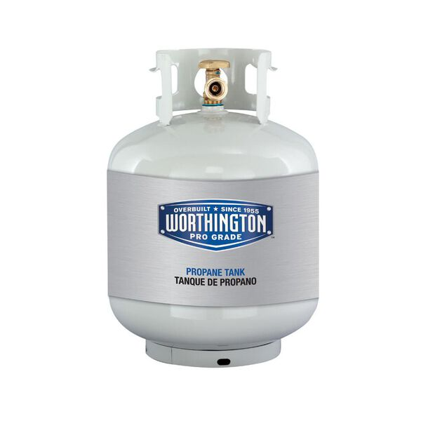 Refillable Steel Propane Cylinders-20 lb. / 4.7 gal.