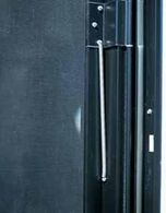 RV Screen Door Closer
