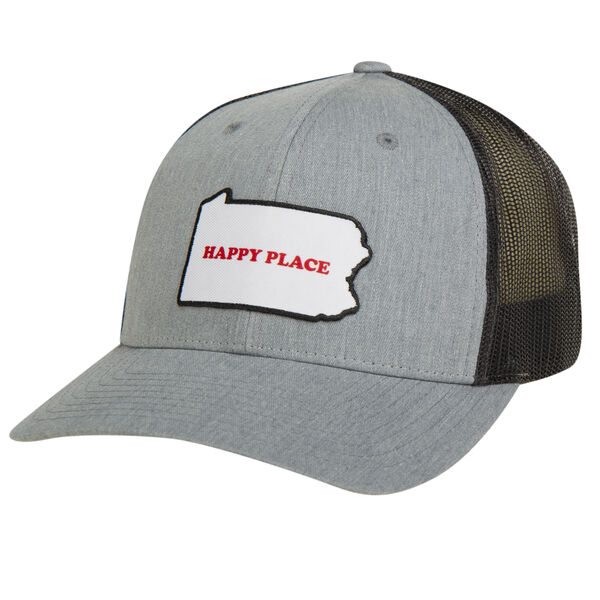 Local Yokel Men's State Trucker Cap