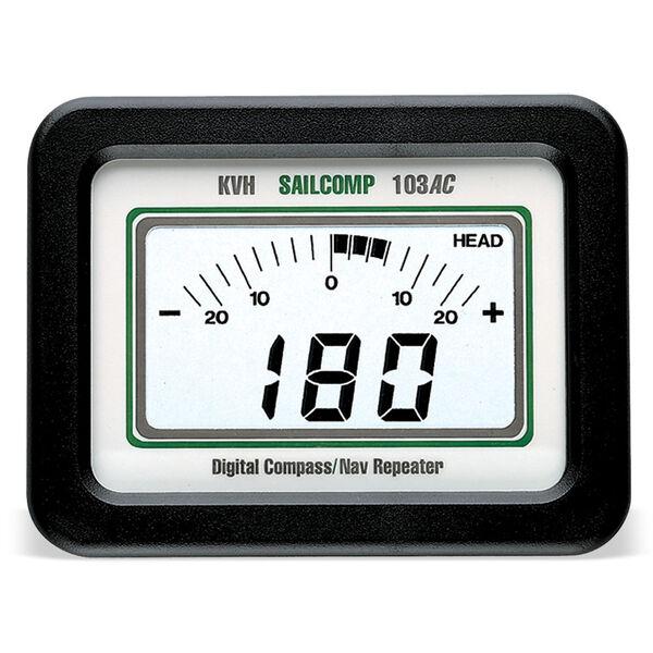 KVH Azimuth Sailcomp 103AC Digital Compass