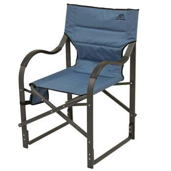 Camp Chair, Steel Blue