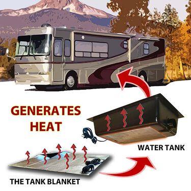 Tank Blanket - 40 Gallon, AC