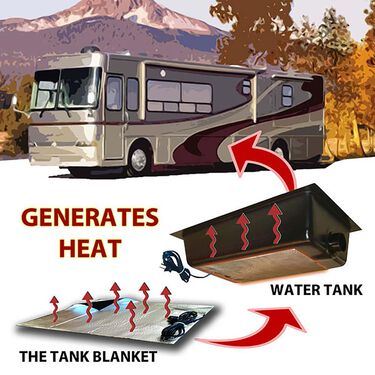 Tank Blanket - 60 Gallon, AC