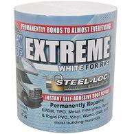 "Quick Roof Extreme Repair Tape, Bright White, 4"" x 6'"