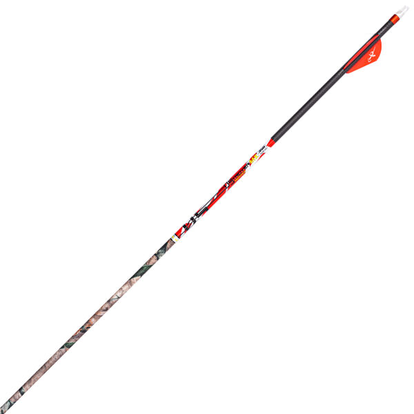Carbon Express D-Stroyer MX Hunter 350 Arrows, 6-pack