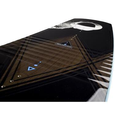 Ronix Kinetik Project Flexbox 1 Wakeboard, Blank