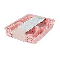 Home Expressions Set of 3 Storage Baskets