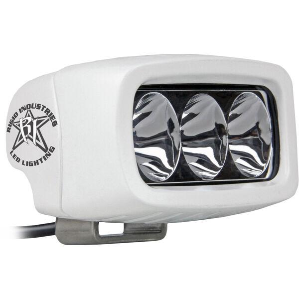 Rigid Industries MSR-M2 Single Row Mini Amber LED Light, Driving